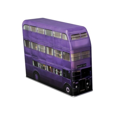 Harry Potter Knight Bus Collectable Tin - 8ct